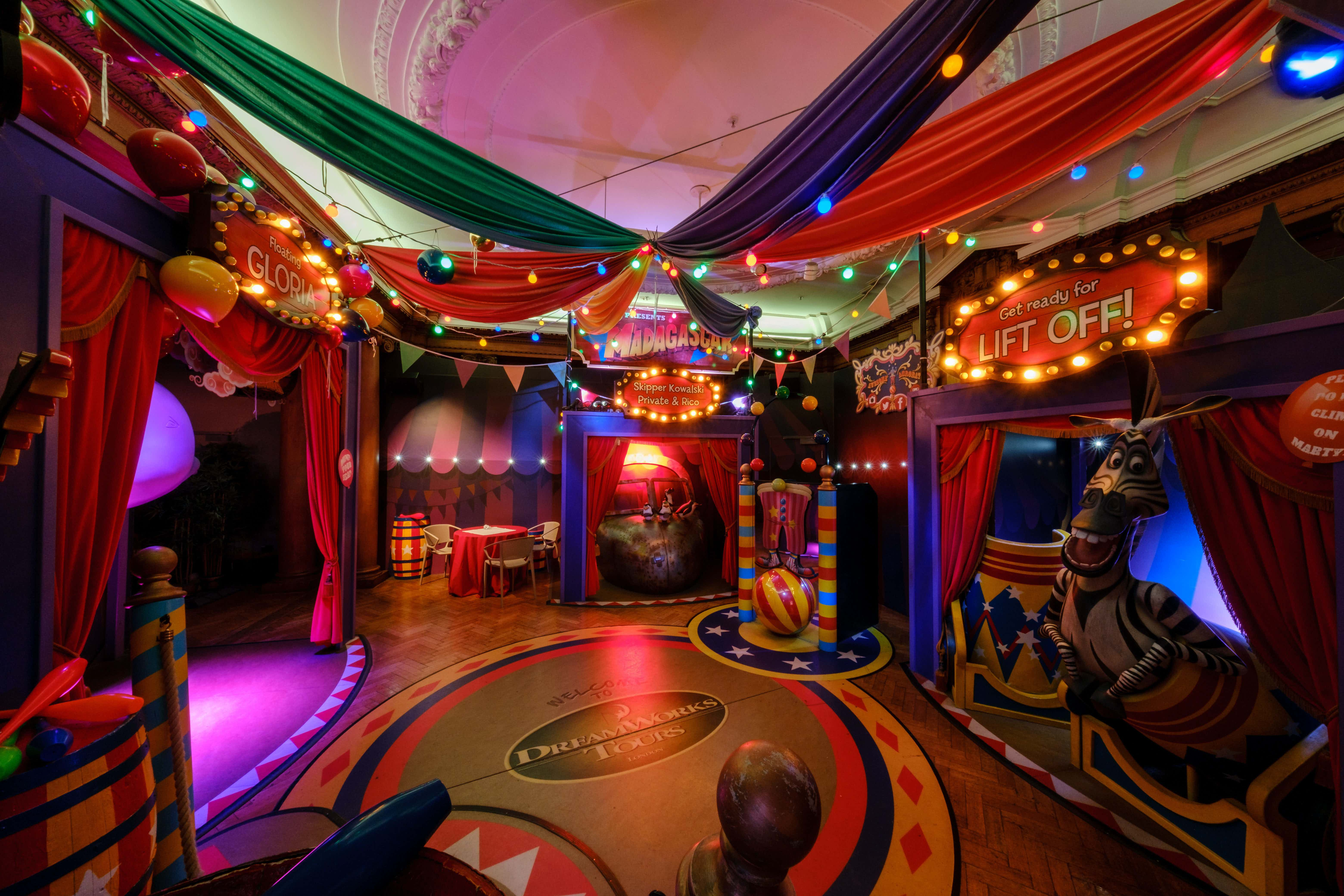 Venue Hire, Shrek's Adventure London
