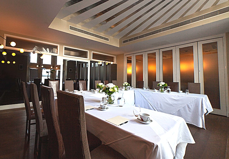 Meeting Room **South Kensington Club has a stylish meeting room for hire.**