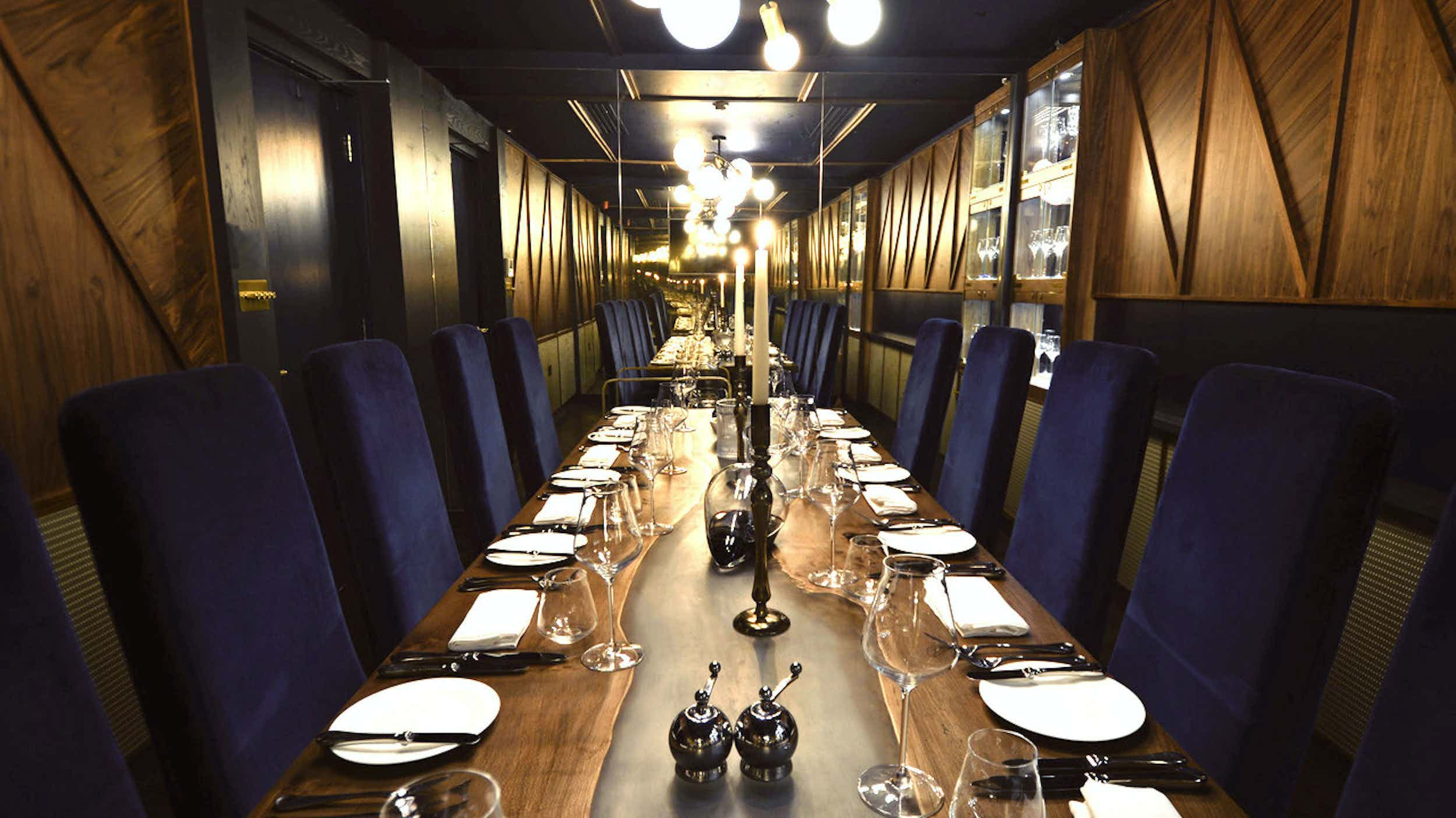Private Dining Room,  The Court, Private Members Club