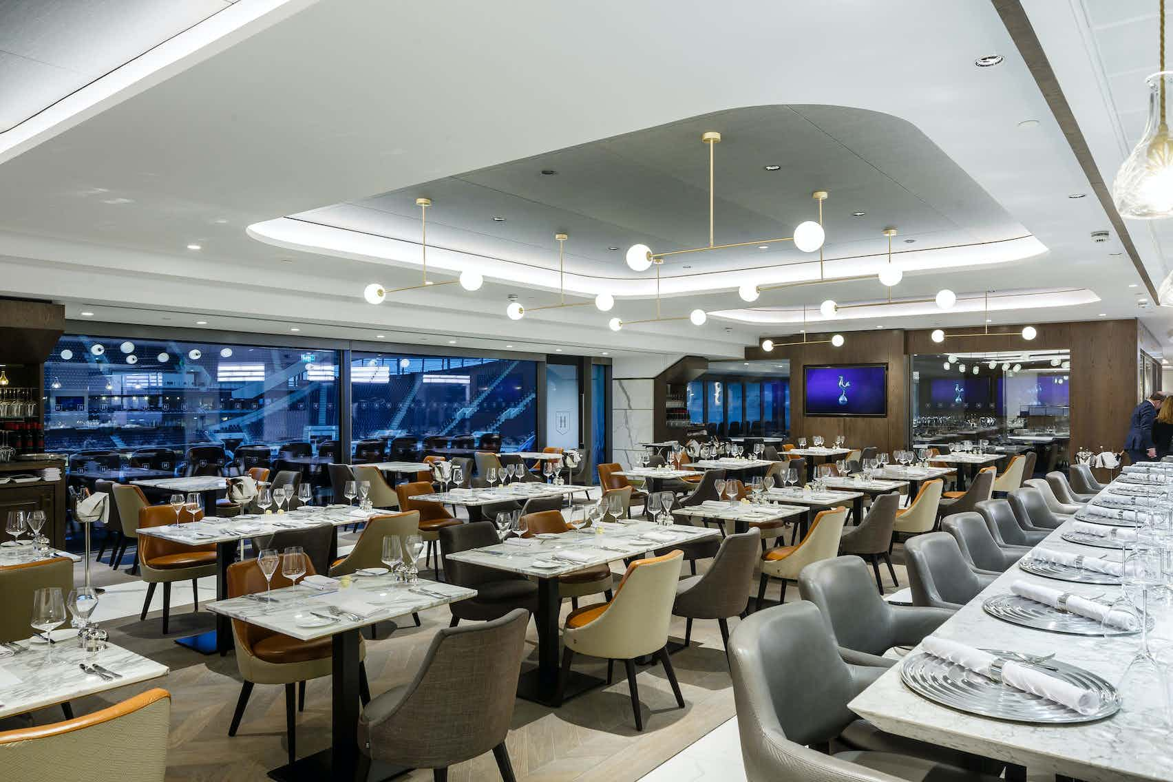 The H Club , Tottenham Hotspur Stadium