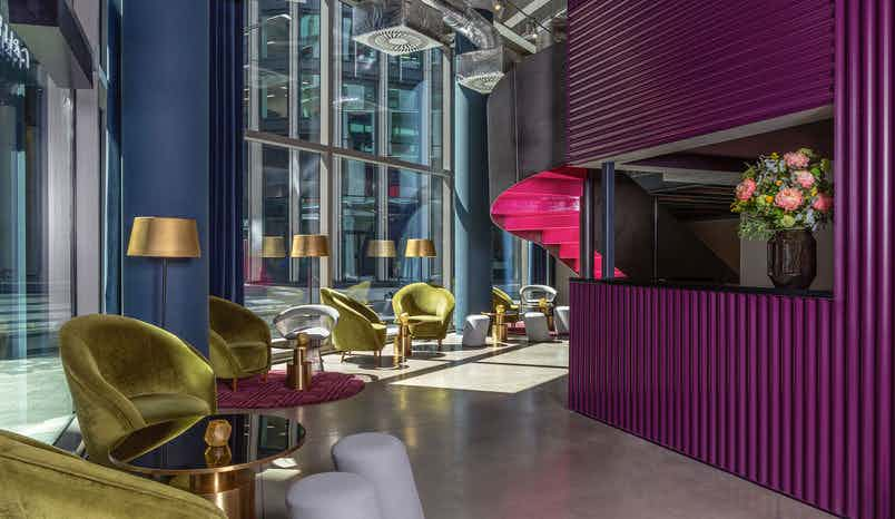 Gallery, Sea Containers Hotel