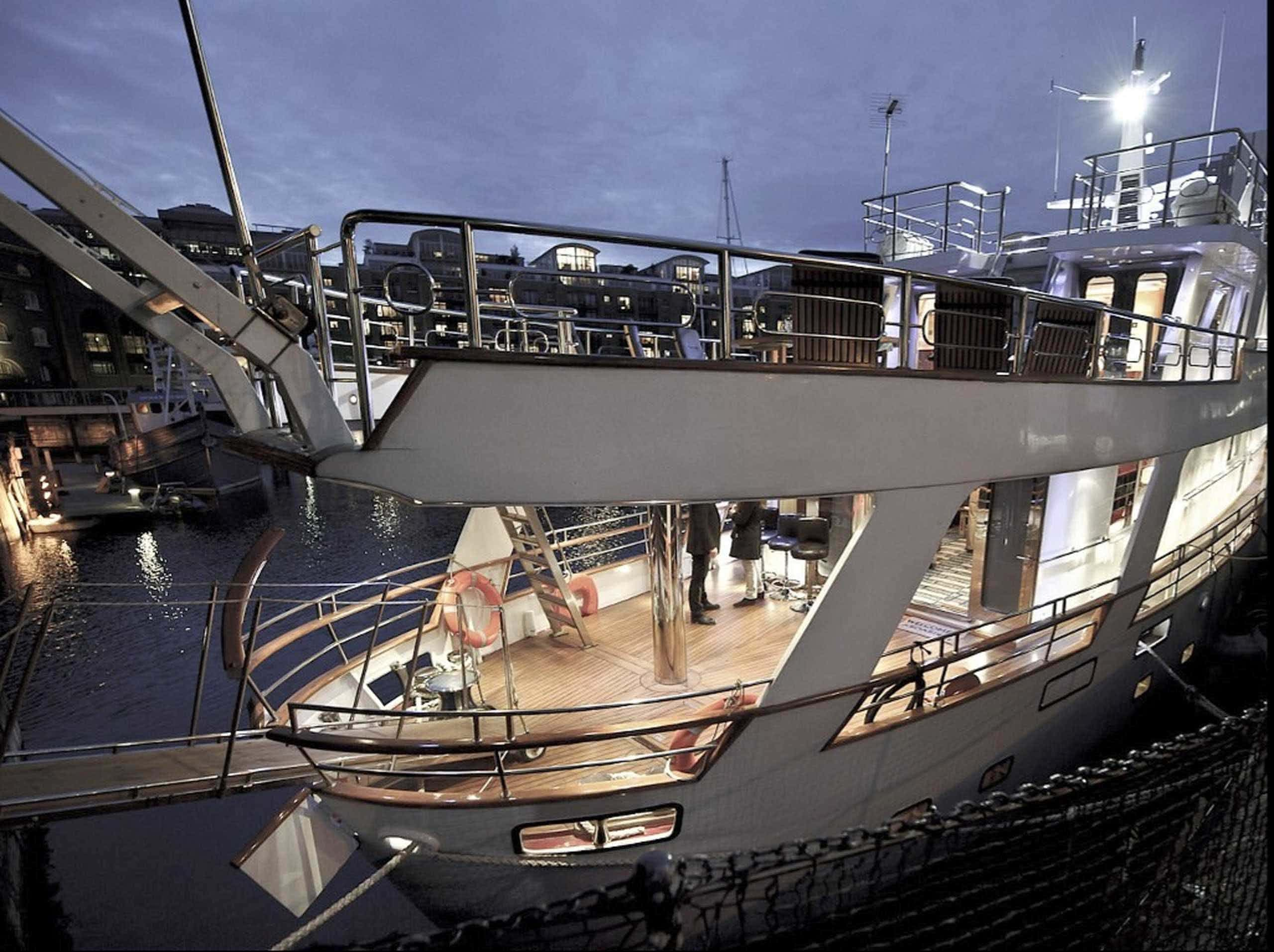 Leisure Decks, Absolute Pleasure Yacht