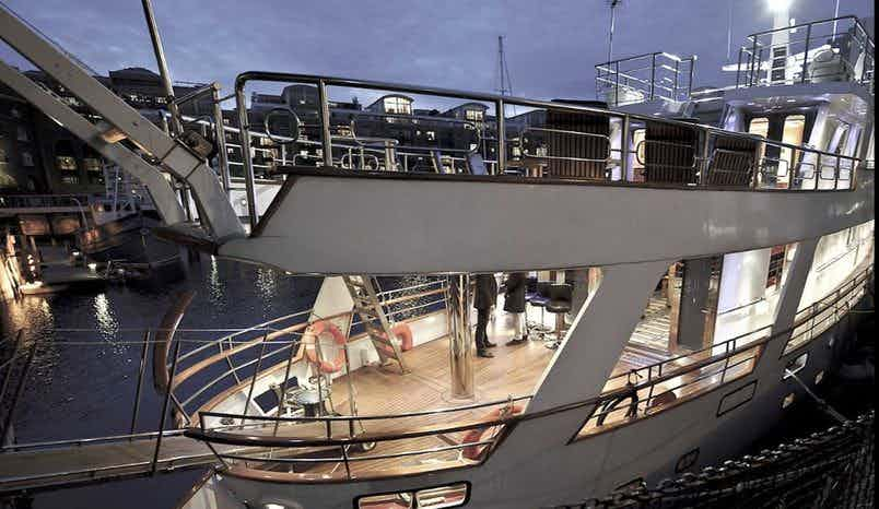 Luxury Decks, Absolute Pleasure Yacht