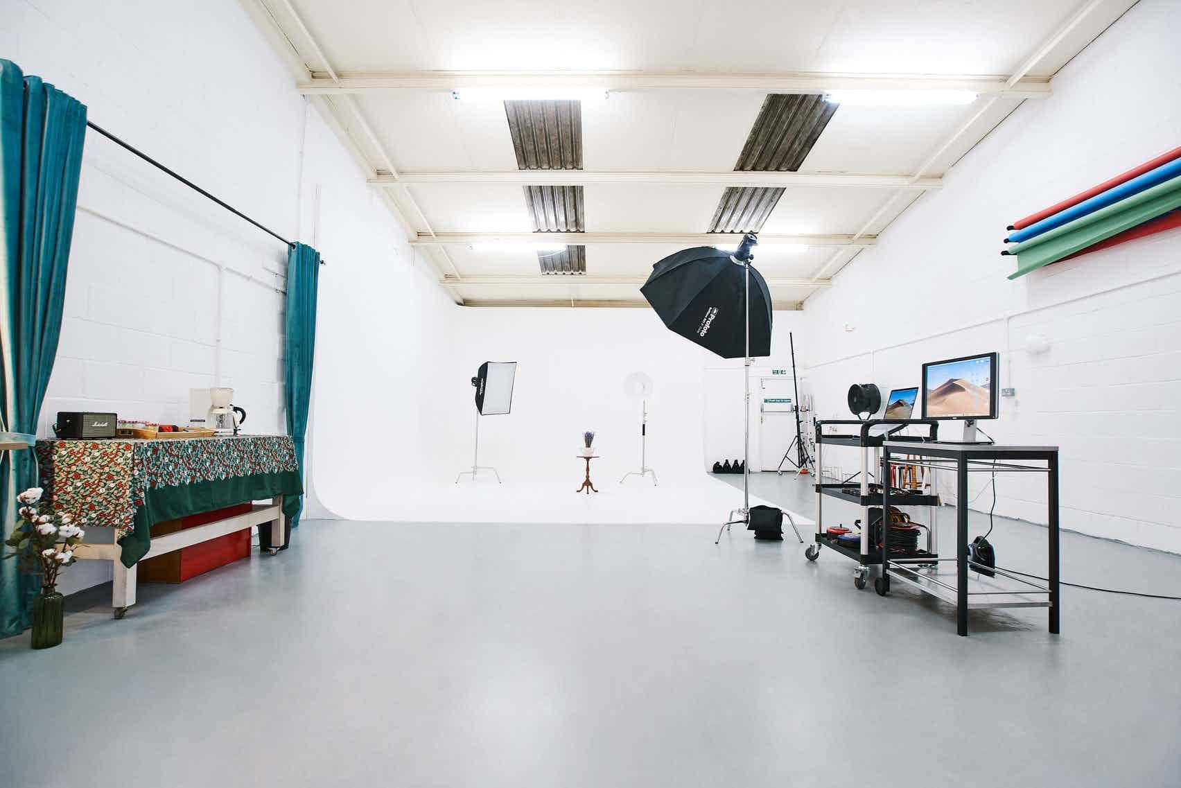 Photography and film studio, CB Studio Space