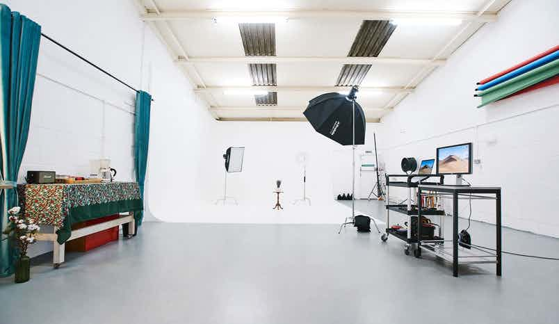 Photography and film studio, CB Studio Space