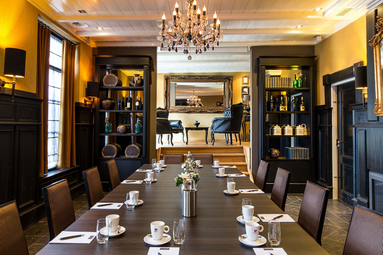 De Herenkamer, Restaurant Zuiver