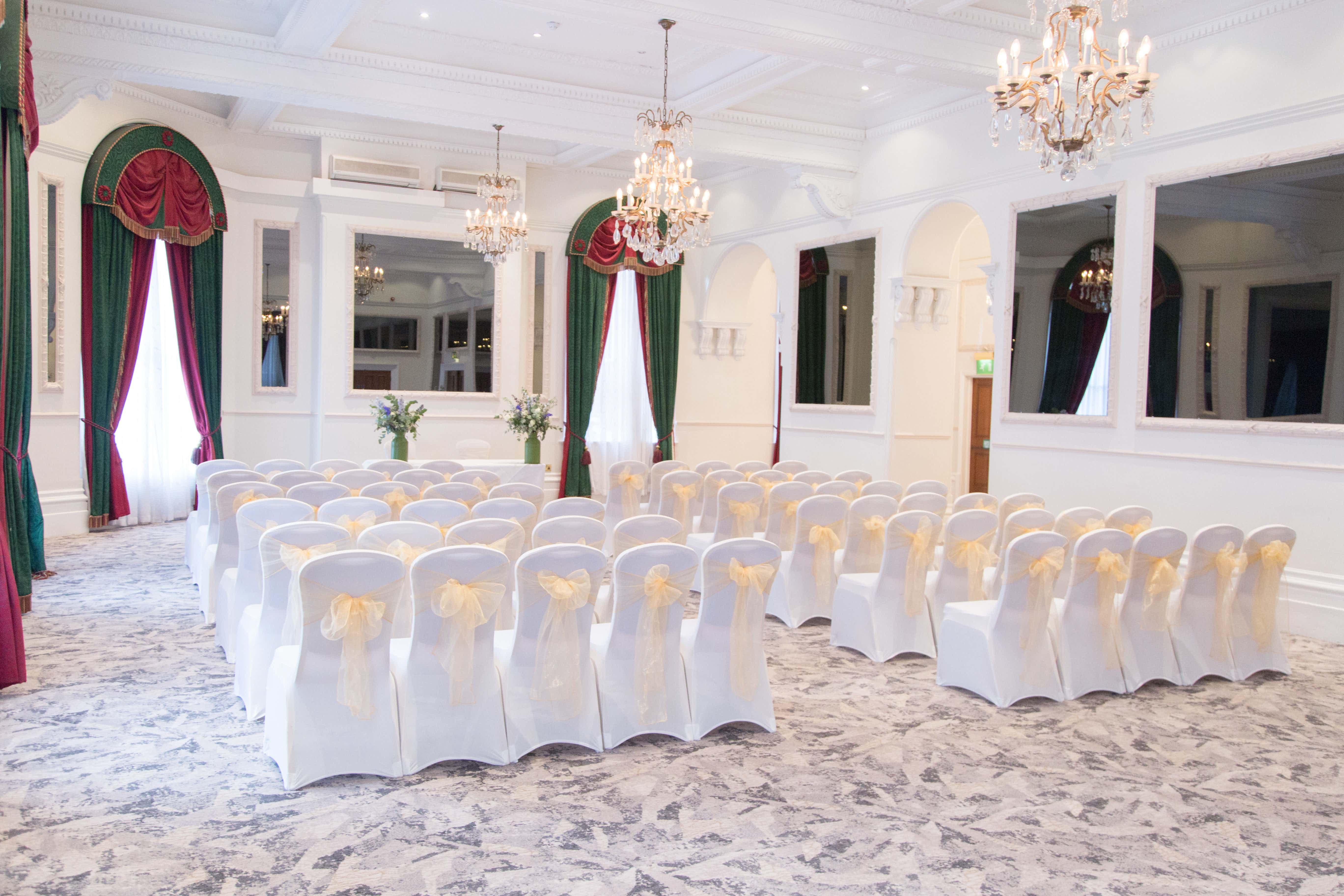Marlborough Suite, Mercure Bristol Grand Hotel
