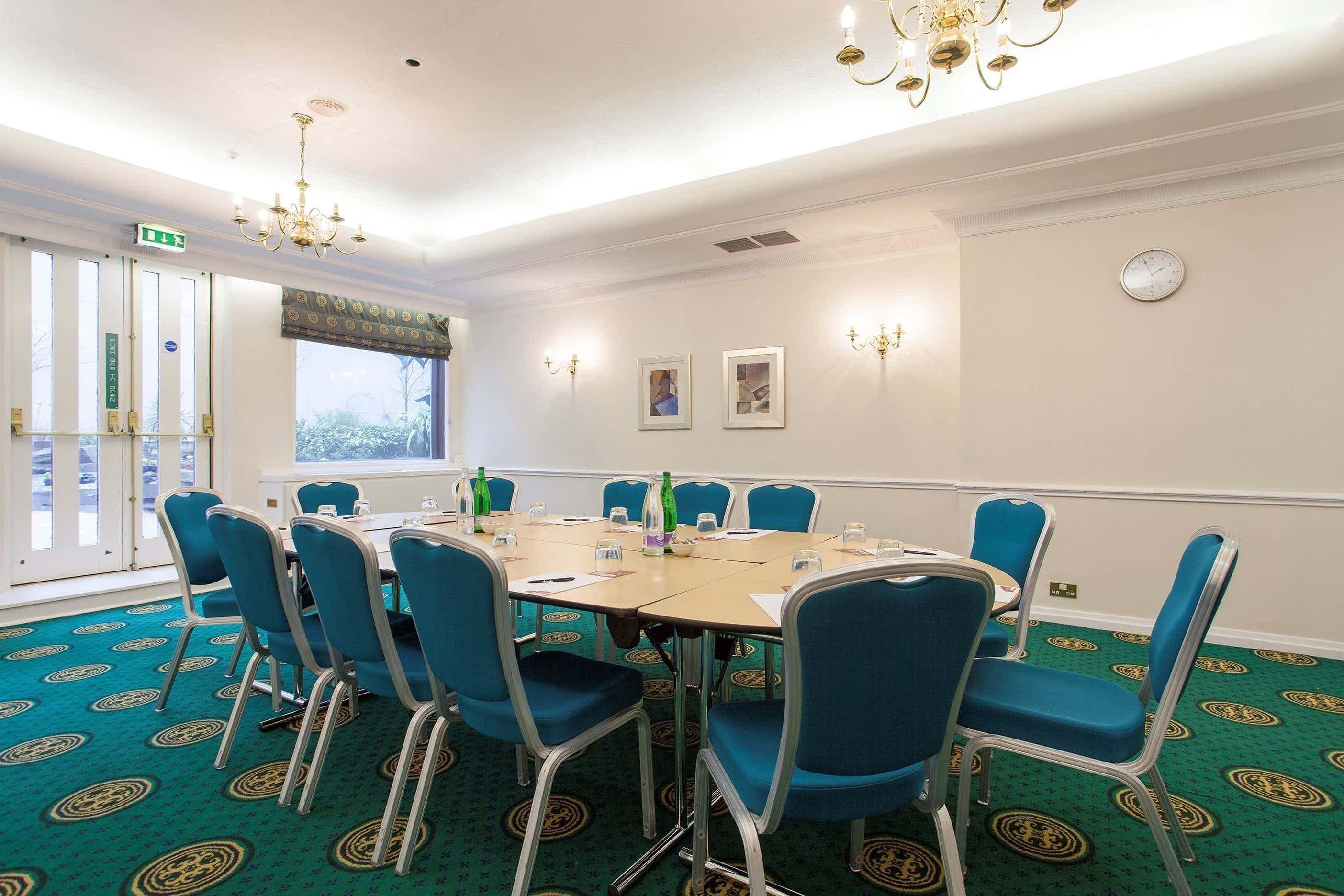 Sundew Suite, Mercure Liverpool Atlantic Tower Hotel