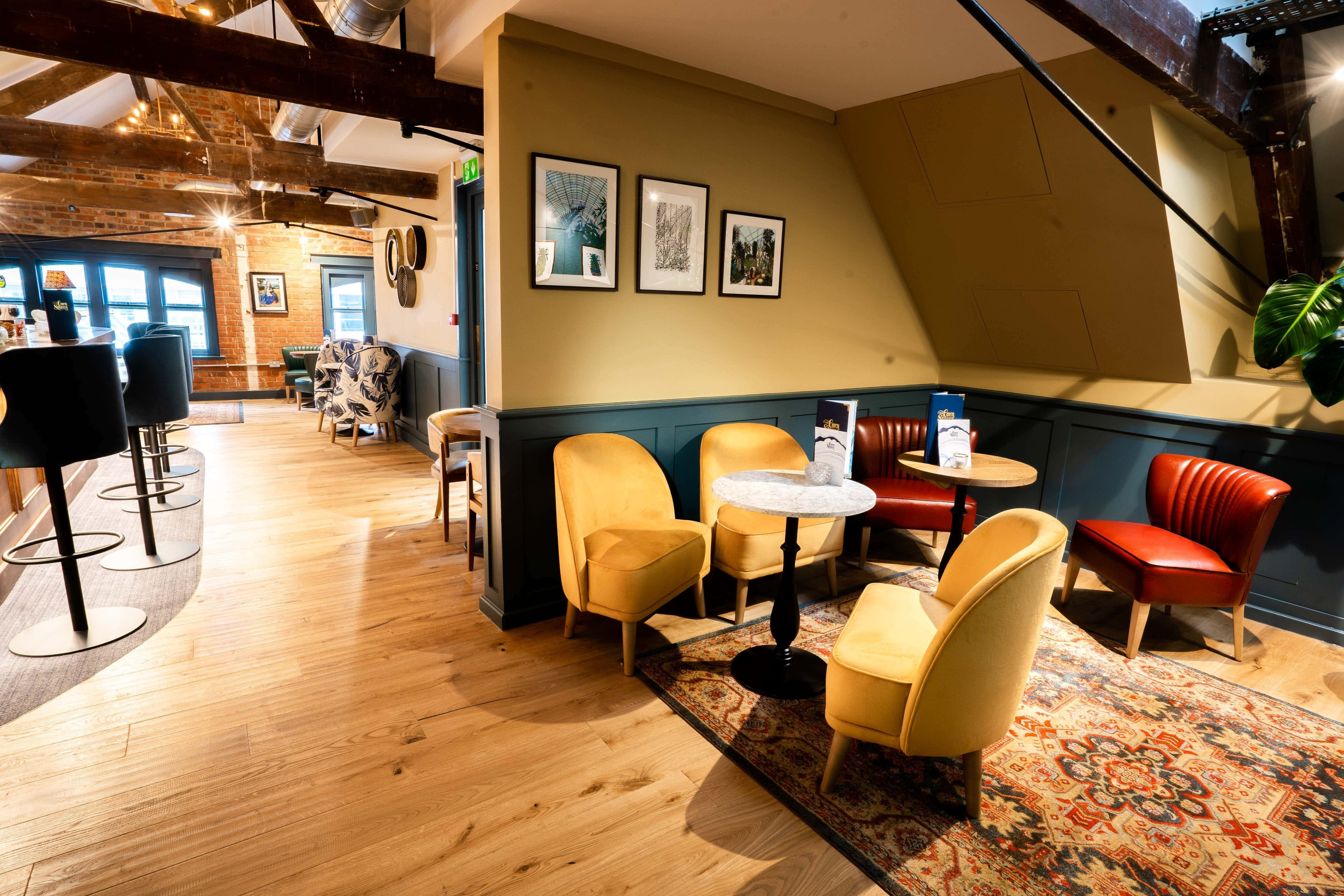 The Lounge, The Corn Stores