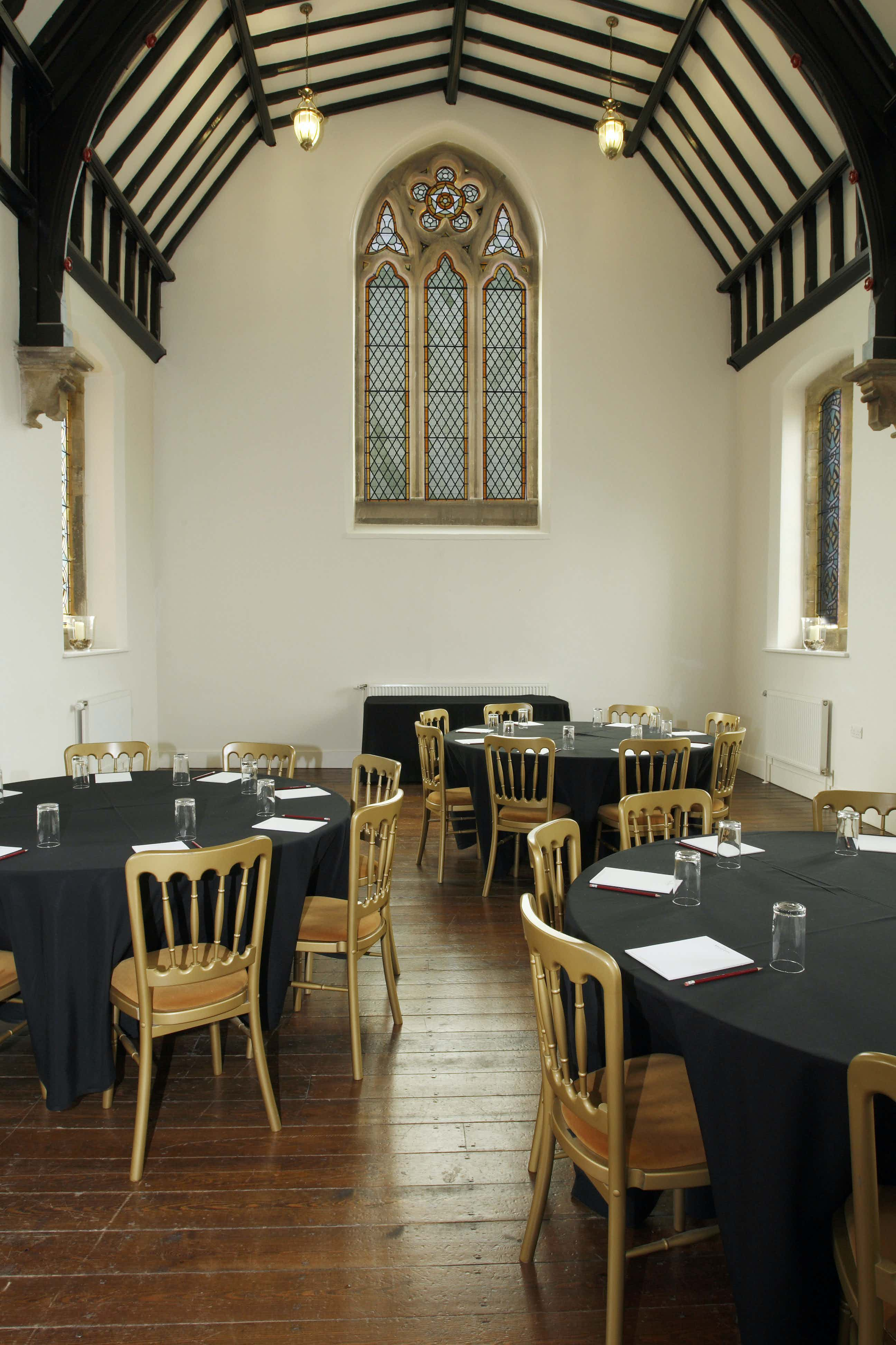 The Private Chapel, The Monastery Manchester