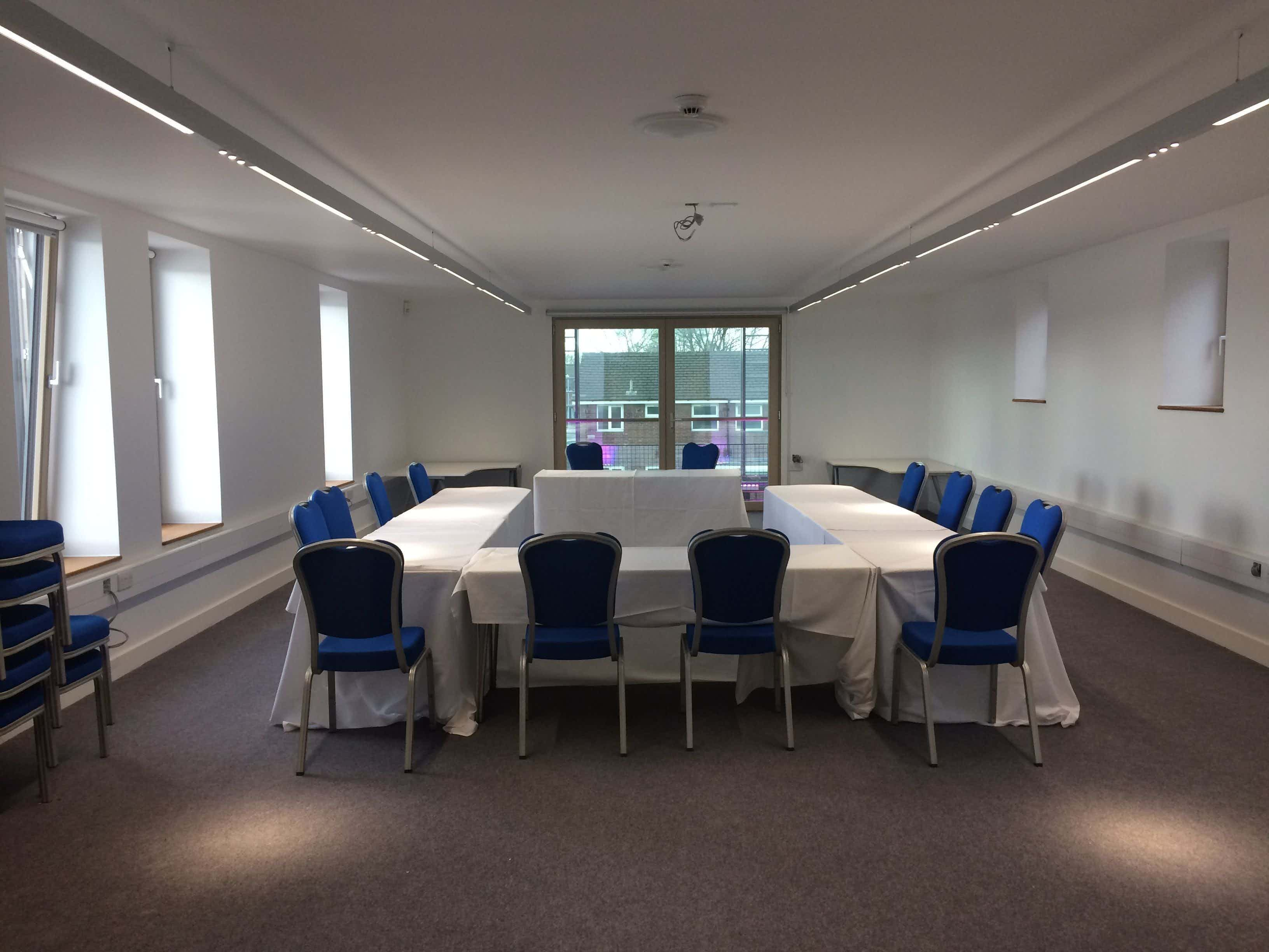 The Learning Space, The Monastery Manchester