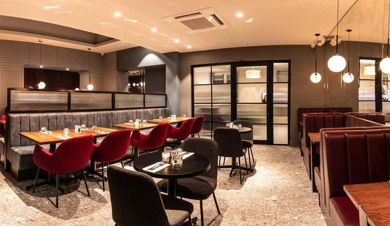Restaurant & Bar, VQ Euston