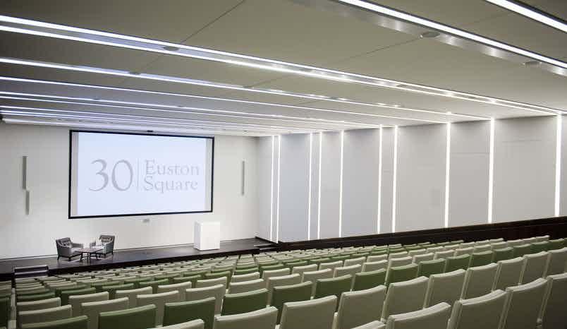 Auditorium & Event Space, 30 Euston Square