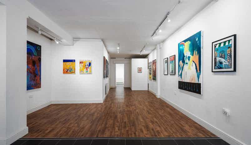 Whole Venue, HOXTON 253 art project space