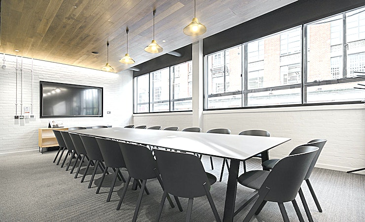 The Tannery **The Tannery at The Leather Market is an 18 person Meeting room in Bermondsey,**