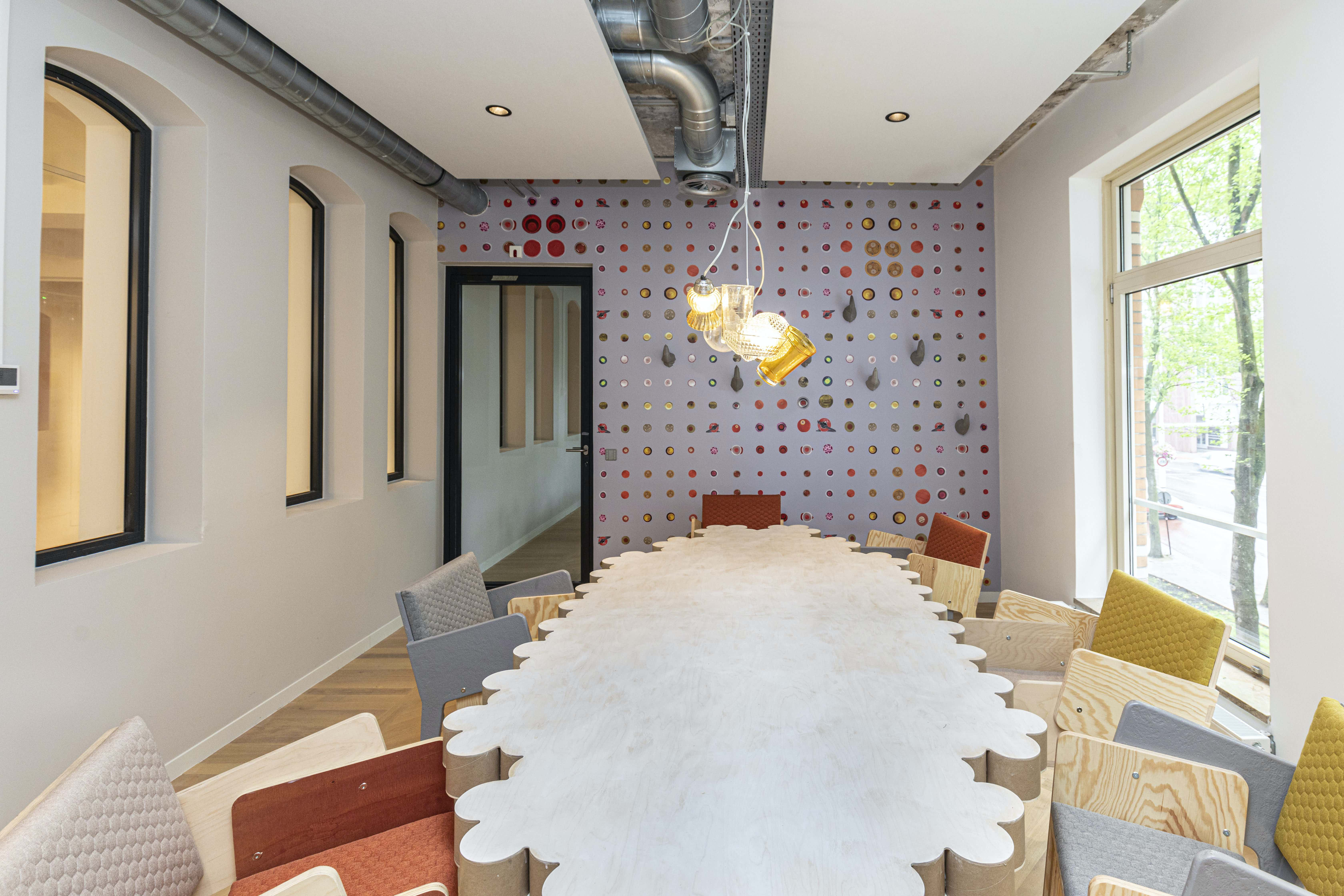 The Round Room, Capital C Amsterdam