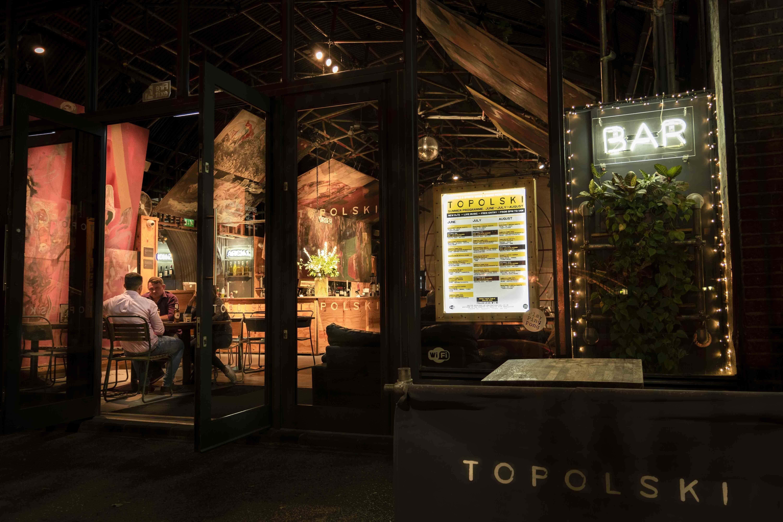 Topolski Arch 2, Topolski