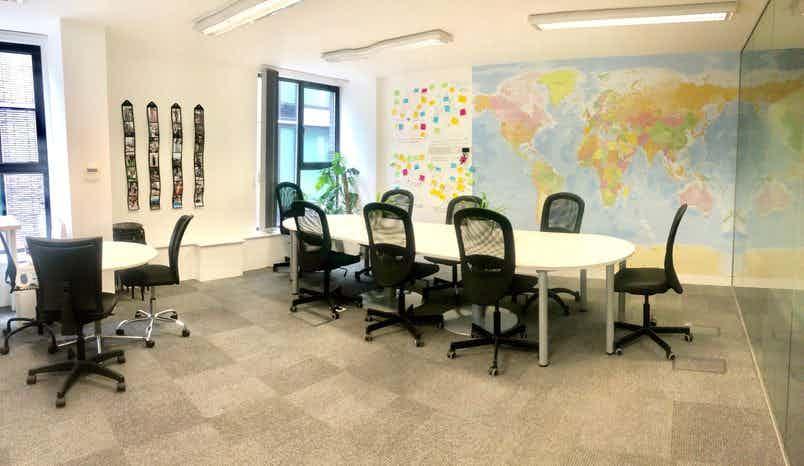 Big Meeting Room, SLV.Global