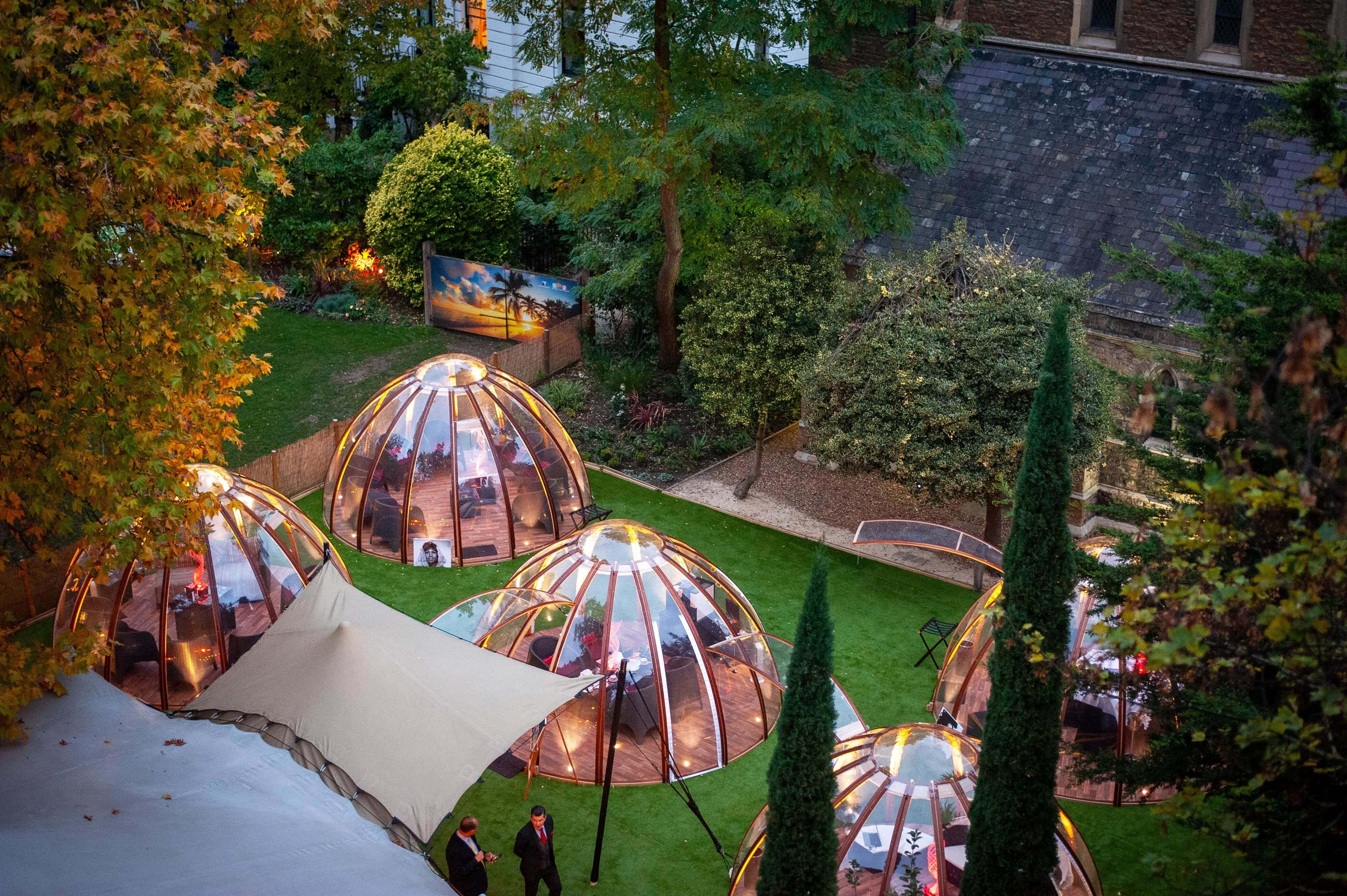Exclusive Hire, The Domes