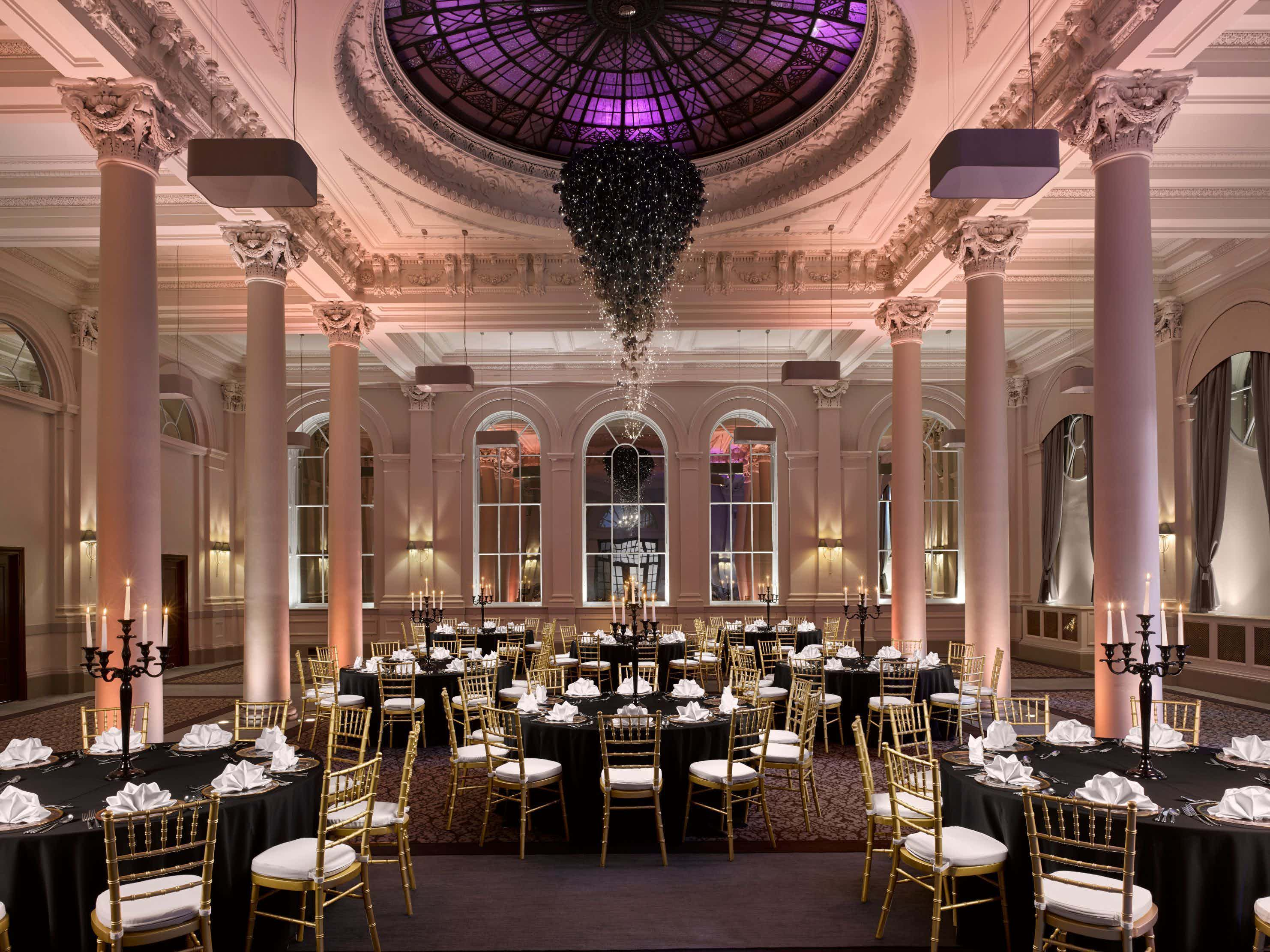 Kings Hall, InterContinental Edinburgh The George