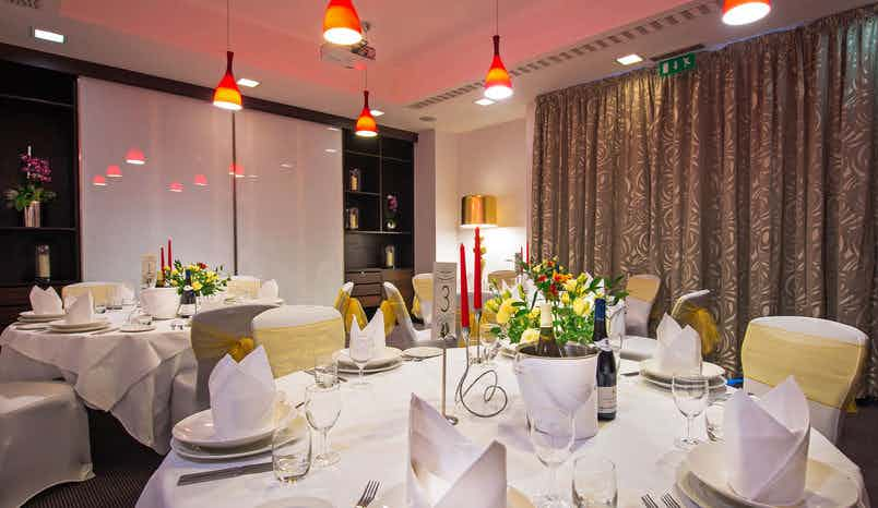 Meetings & Events, Cromwell Suite