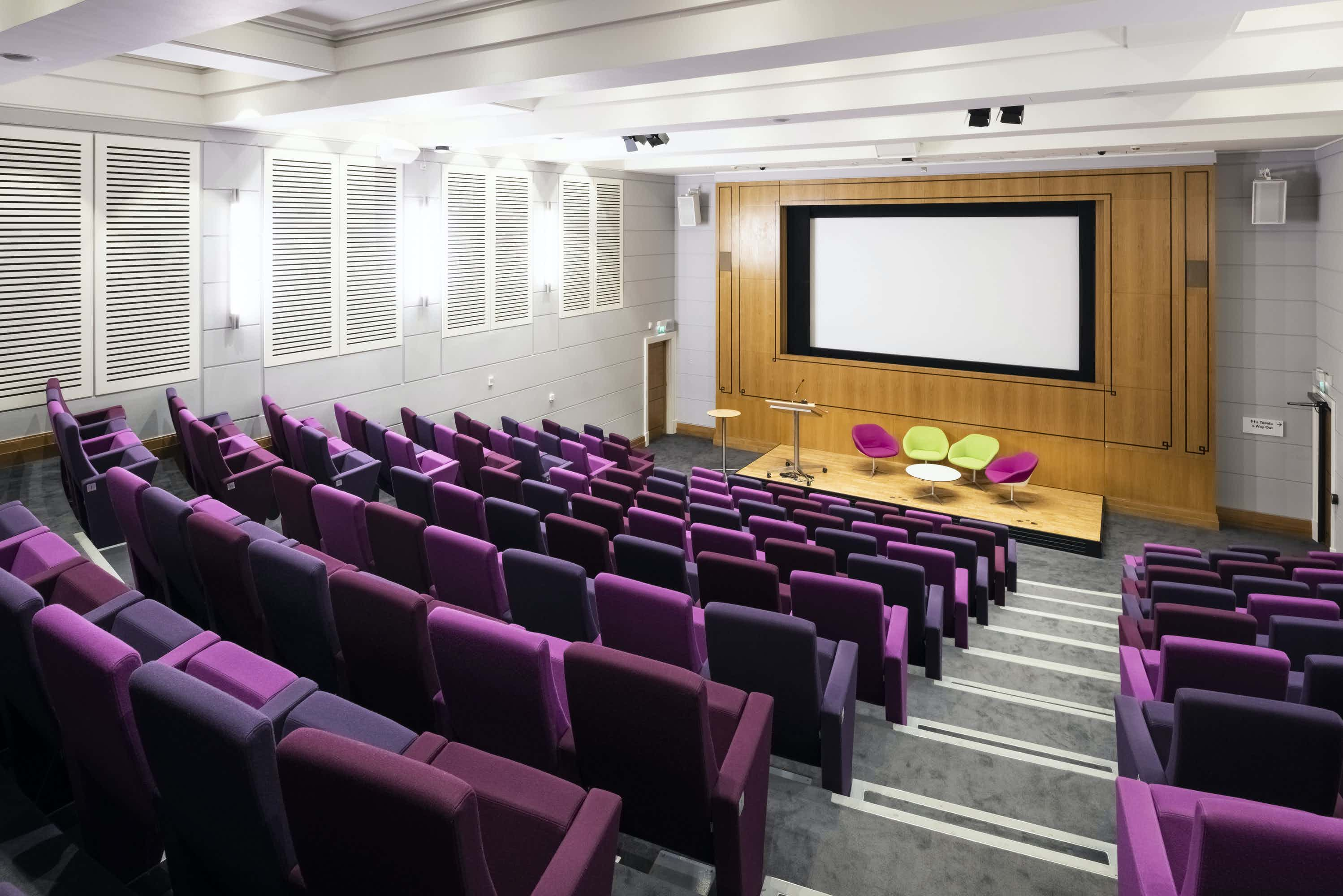 Henry Wellcome Auditorium, Event Spaces at Wellcome Collection