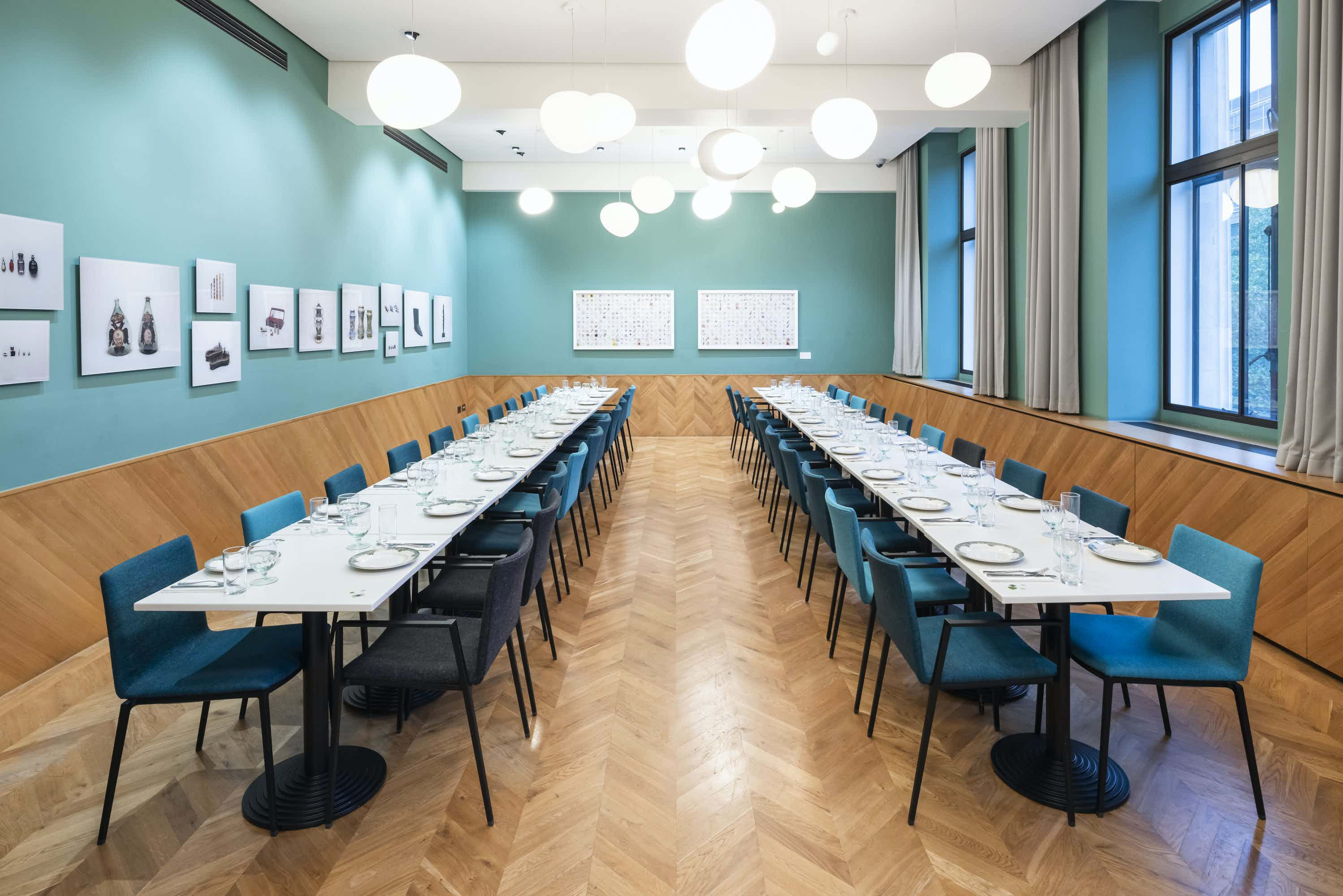 Private Dining Room, Event Spaces at Wellcome Collection