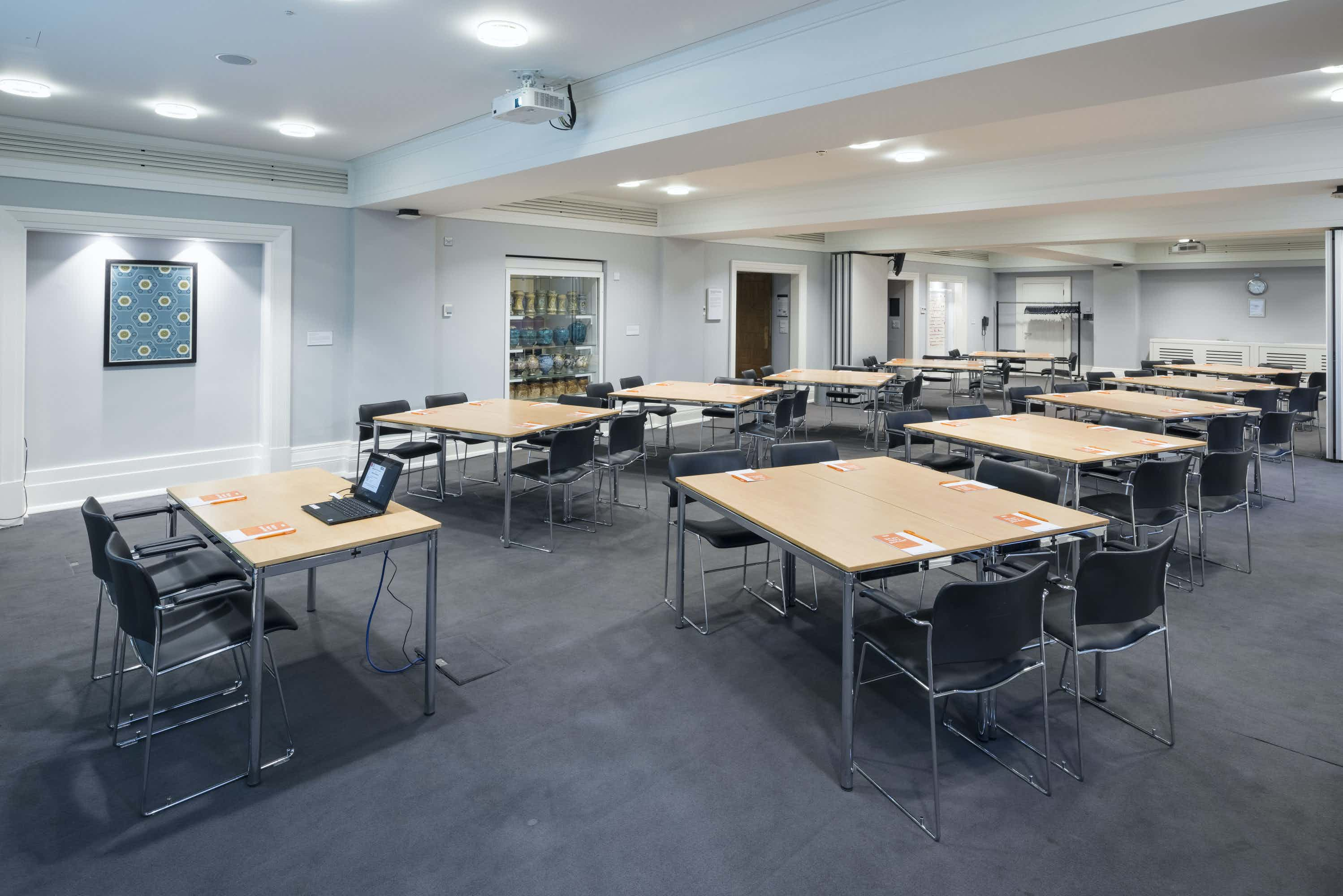 Franks and Steel Room, Event Spaces at Wellcome Collection
