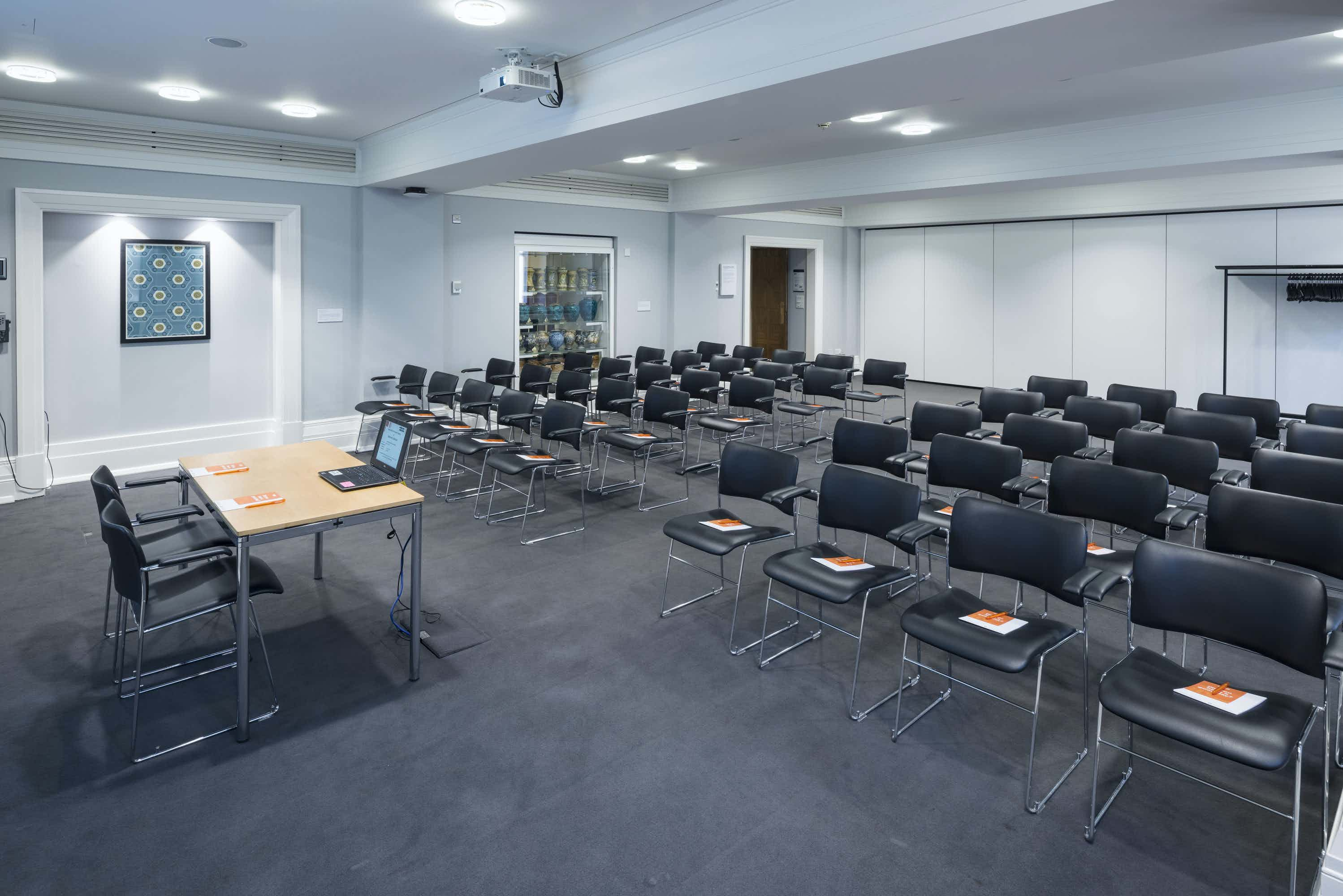 Franks Room, Event Spaces at Wellcome Collection