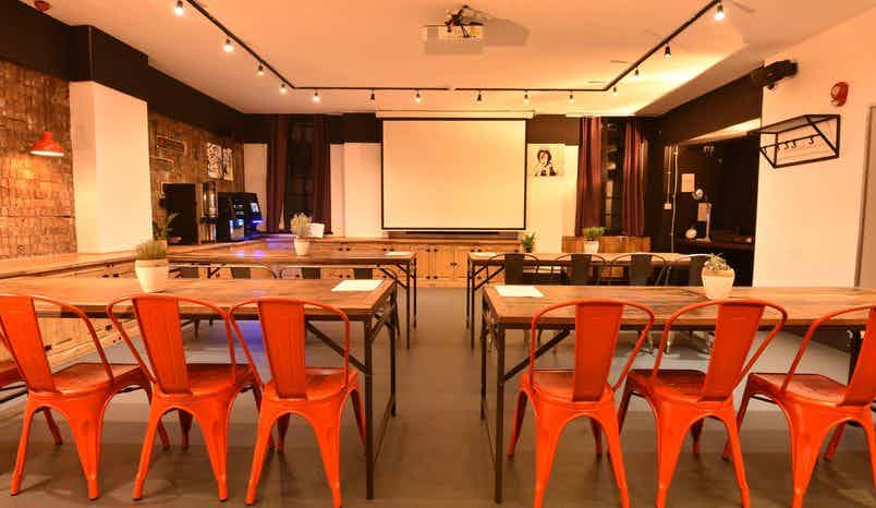 Meeting and Conference Space, Generator London