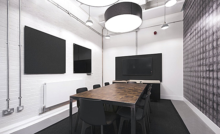 Stationery Cupboard **Hire the Stationery Cupboard at Workspace Metal Box Factory for one of the best meeting rooms London has to offer.**   It's the stationery cupboard, but not as you know it. Flooded with natural li
