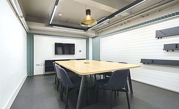 File **Hire one of the best meeting rooms London has to offer with the File room by Workspace at The Record Hall.**