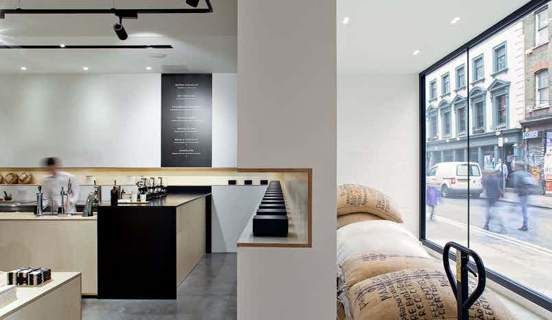Chocolate Factory Tour and Tasting, Mast Brothers
