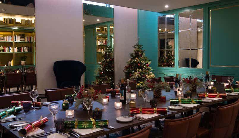 Christmas Party, Vintry & Mercer